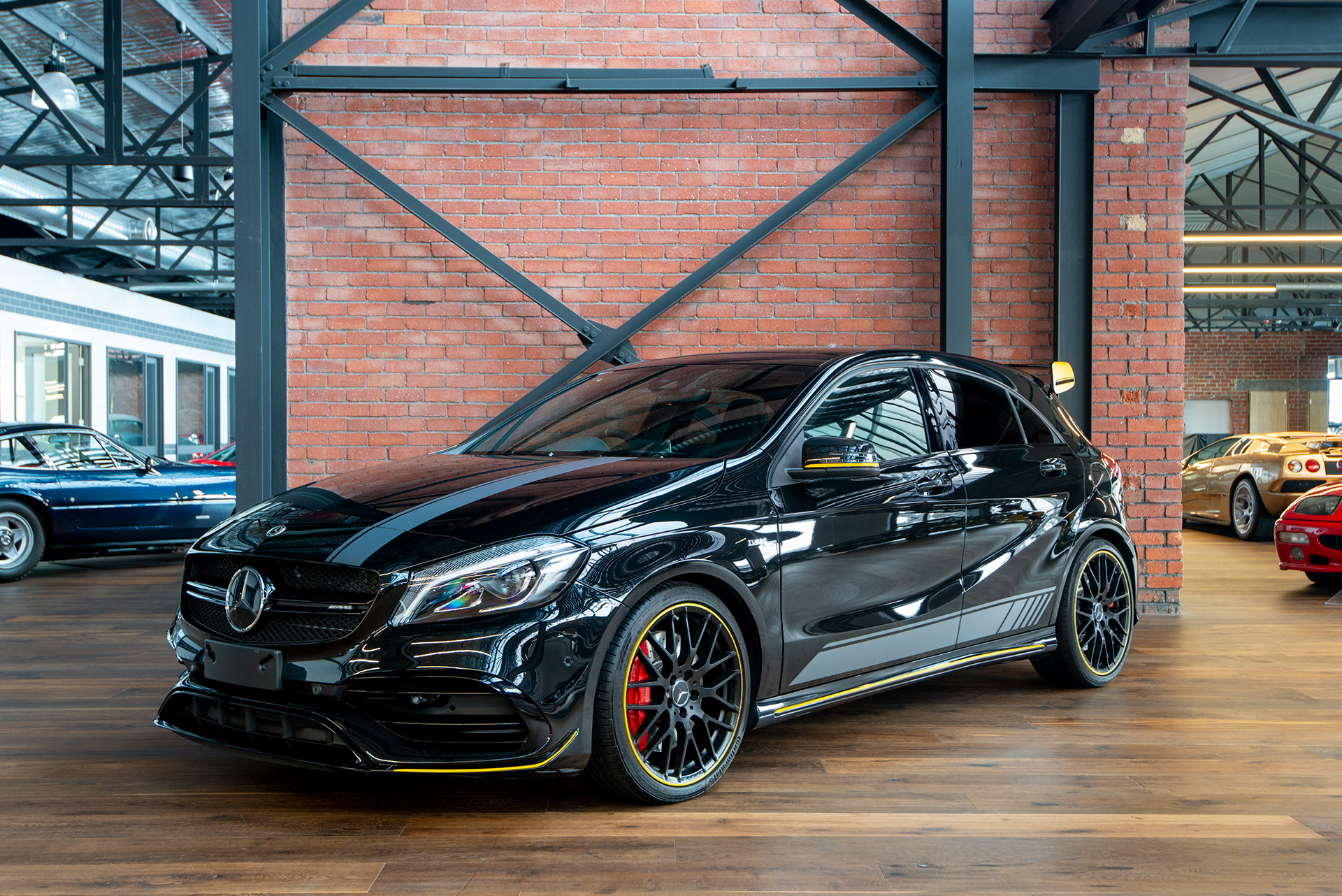 2017 Mercedes Benz A45 Amg Richmonds Classic And