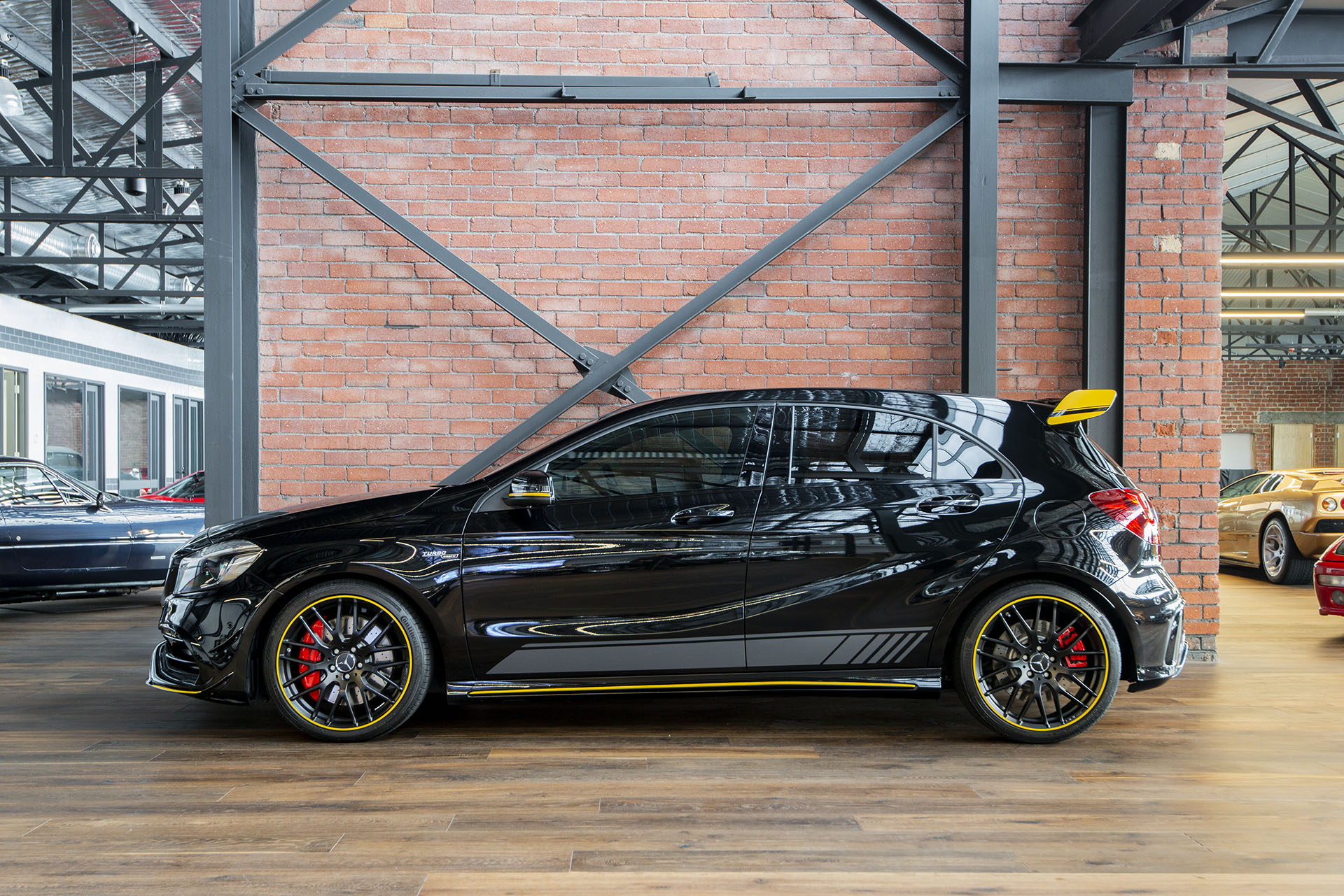 Performance Cars For Sale >> 2017 Mercedes-Benz A45 AMG - Richmonds - Classic and Prestige Cars - Storage and Sales ...