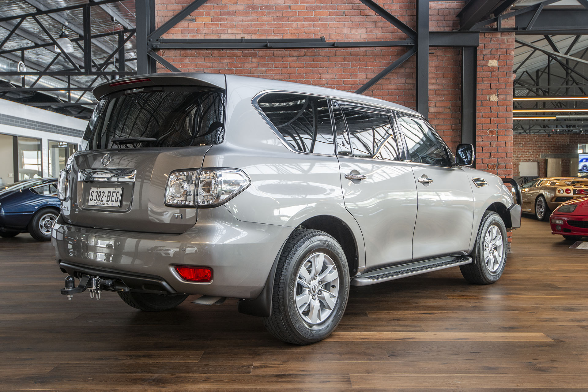Used Cars For Sale By Private Owner >> 2013 Nissan Patrol Y62 Ti Wagon - Richmonds - Classic and ...
