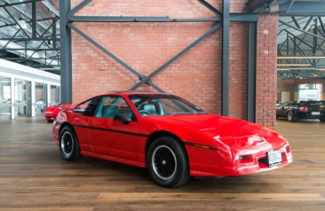 1988 Pontiac Fiero GT Coupe