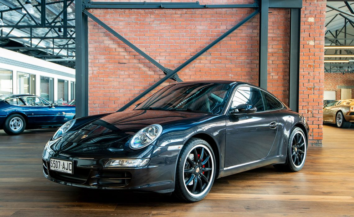 2007 Porsche 911 Carrera Manual Coupe