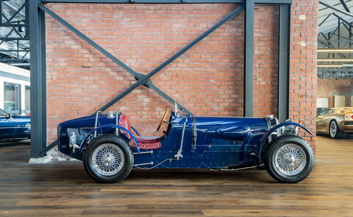 2004 Bugatti Type 59 Replica roadster