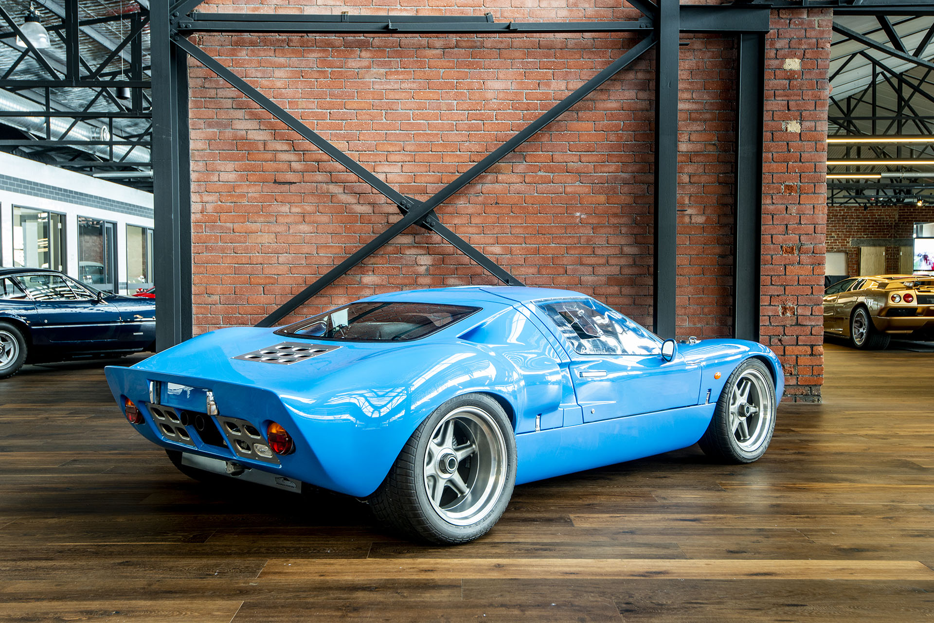 2013 Ford GT40 Coupe Recreation - Richmonds - Classic and ...