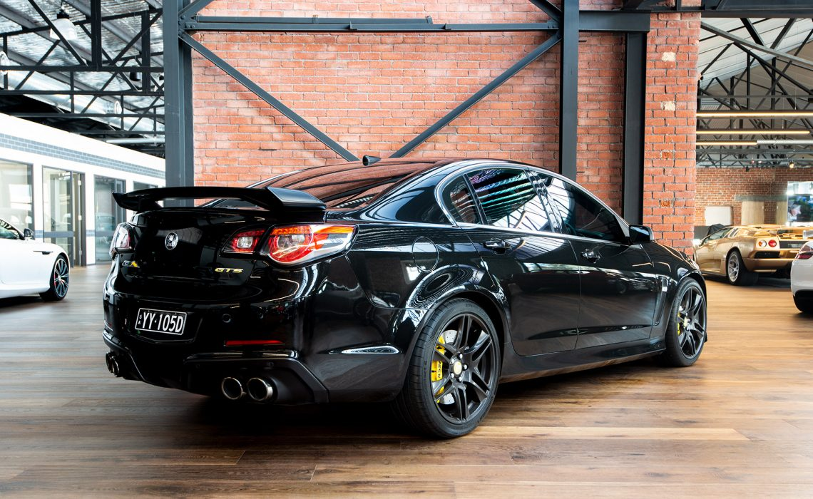 2014 Holden Hsv Gts Gen F Richmonds Classic And