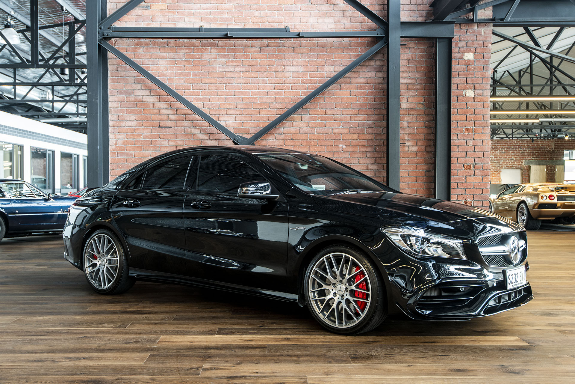 2016 Mercedes Benz Cla45 Amg Richmonds Classic And
