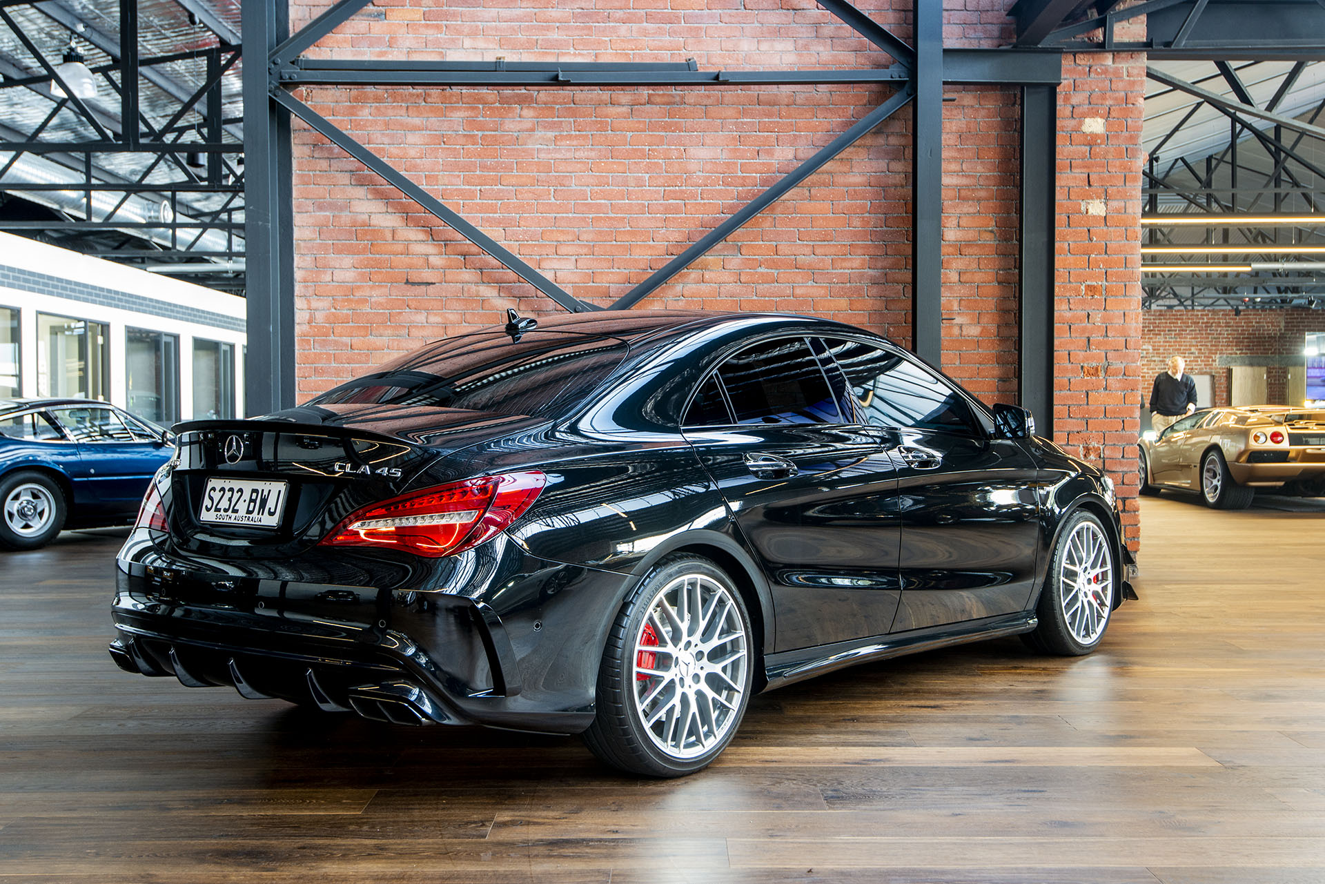 Mercedes Cla 45 Amg For Sale >> 2016 Mercedes-Benz CLA45 AMG - Richmonds - Classic and Prestige Cars - Storage and Sales ...