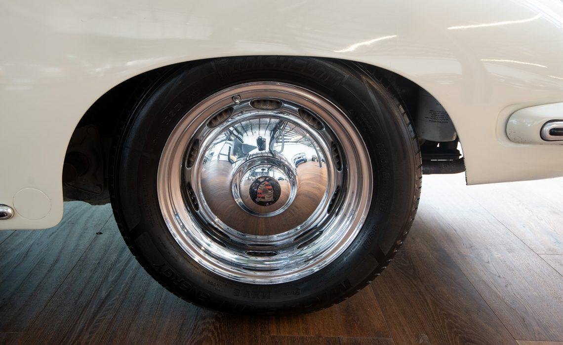 1963 Porsche 356 B Super