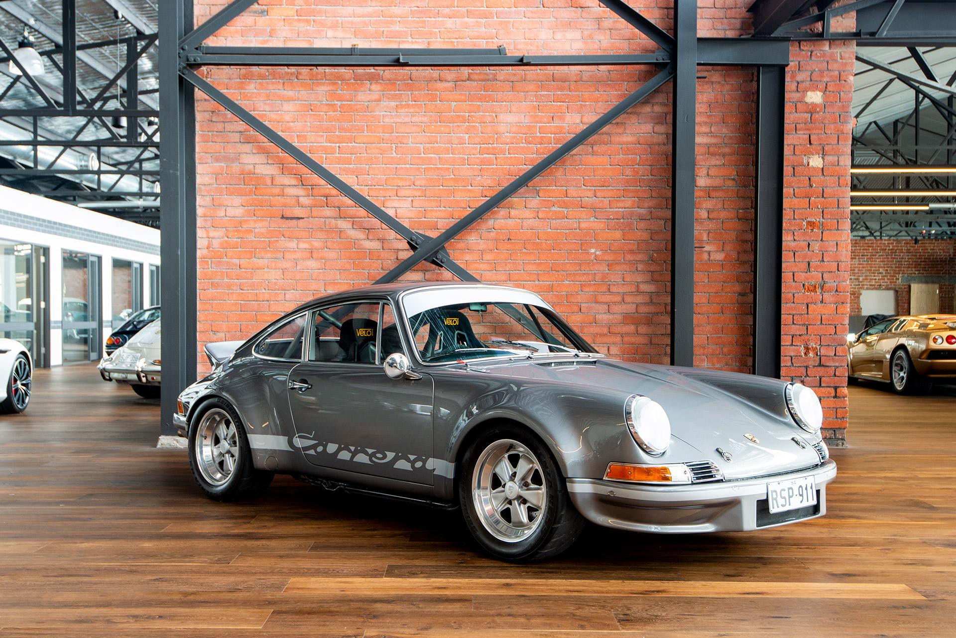 1972 Porsche 911 T Richmonds Classic And Prestige Cars
