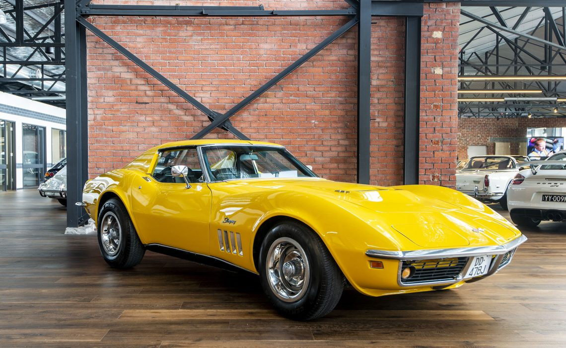 1969 Chevrolet Corvette C3 427 Manual