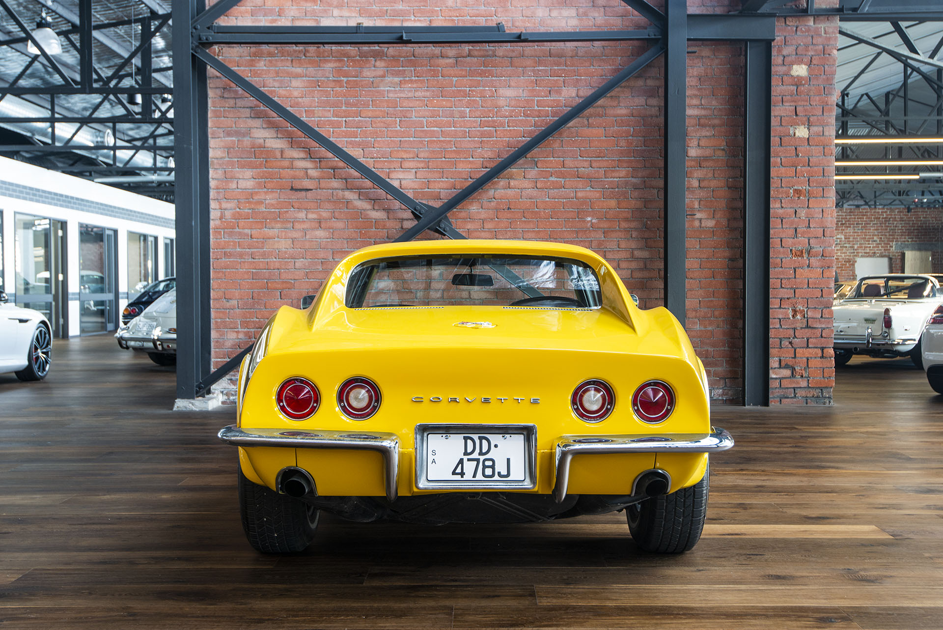 1969 Chevrolet Corvette C3 Manual 427 - Richmonds ...
