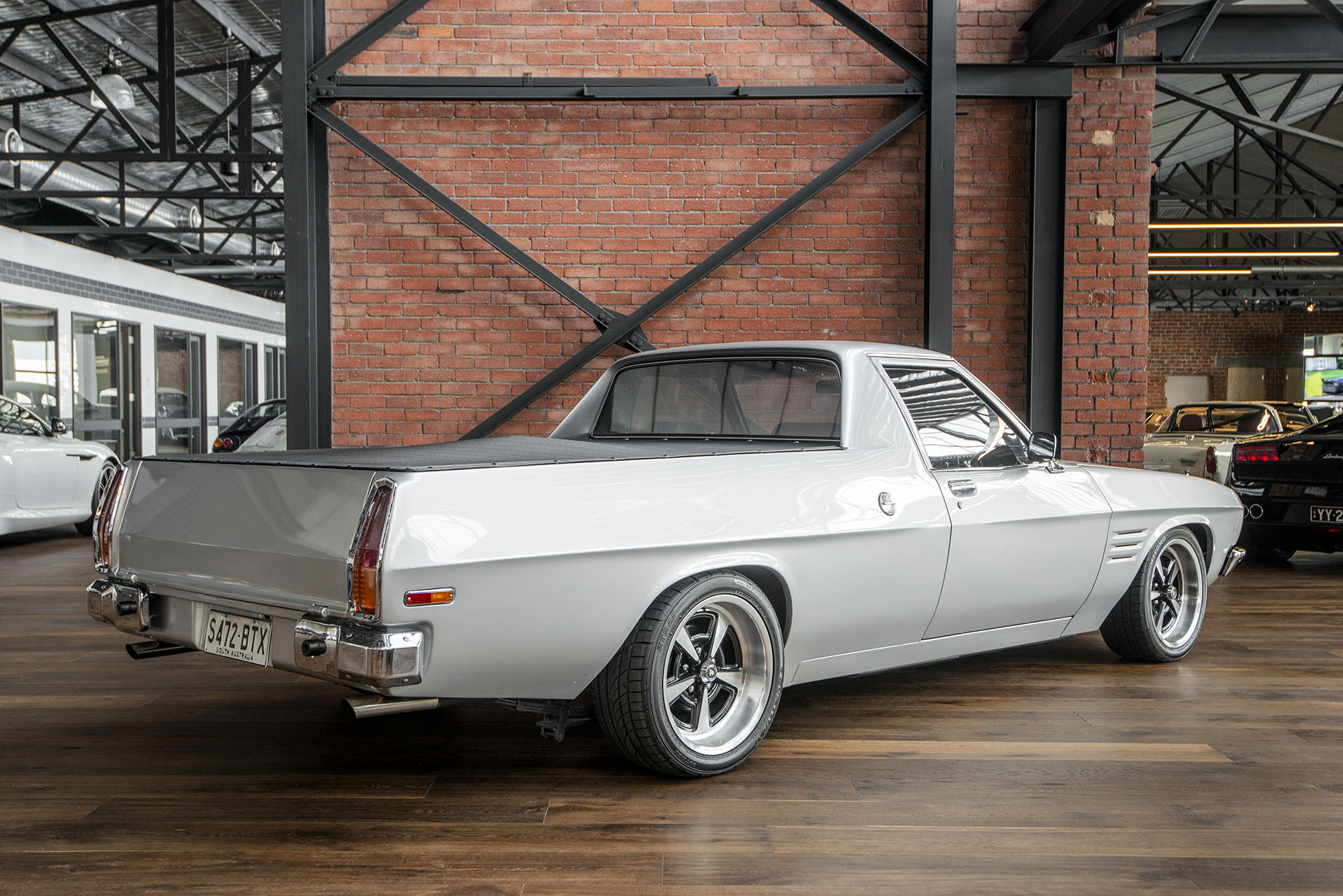 1973 Holden Kingswood HQ Manual - Richmonds - Classic and ...