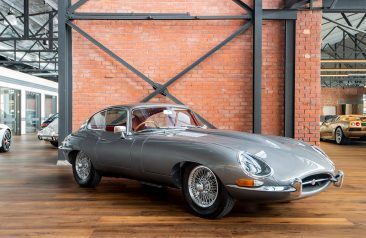 1962 Jaguar E Type 3.8 FHC