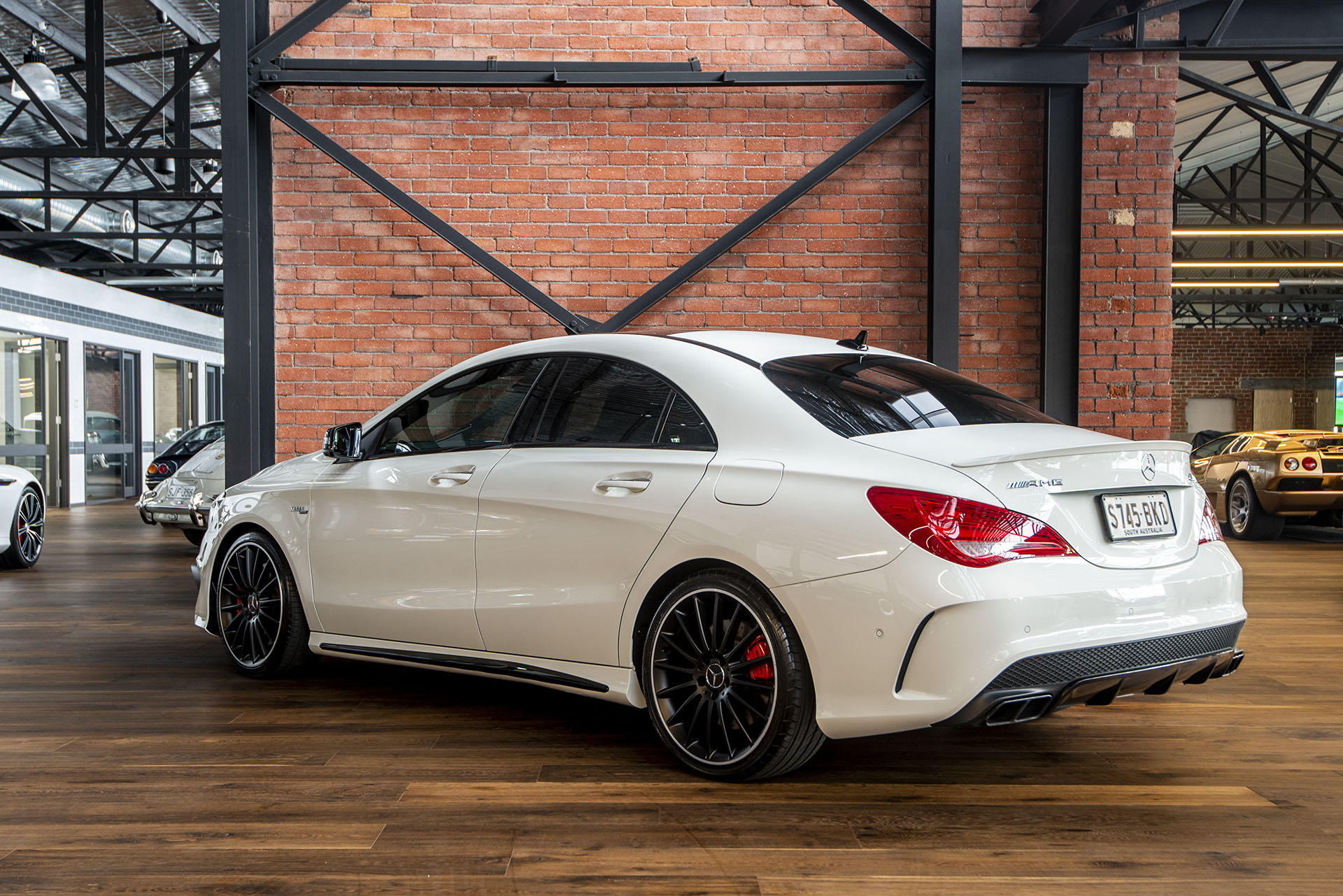 Mercedes Cla 45 Amg For Sale >> 2016 Mercedes Benz CLA45 AMG - Richmonds - Classic and ...