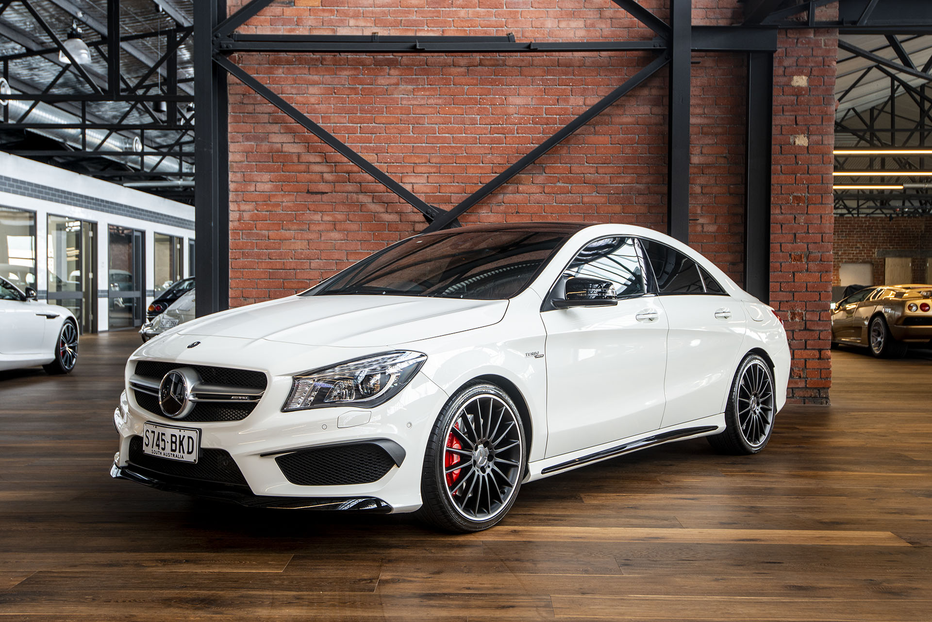 Mercedes Cla 45 Amg For Sale >> 2016 Mercedes Benz CLA45 AMG - Richmonds - Classic and Prestige Cars - Storage and Sales ...