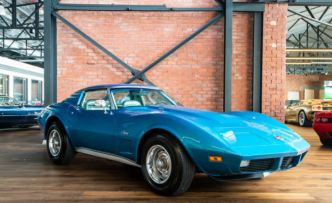 1974 Chevrolet Corvette Stingray Auto