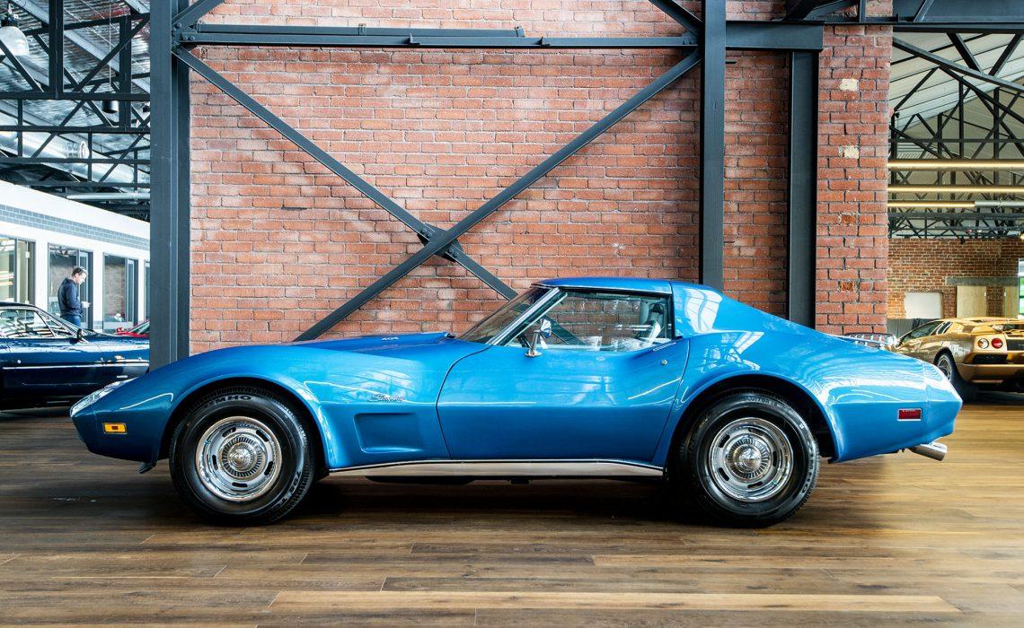 Model Cars For Sale >> 1974 Chevrolet Corvette Stingray Auto - Richmonds ...