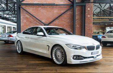 2016 BMW Alpina B4