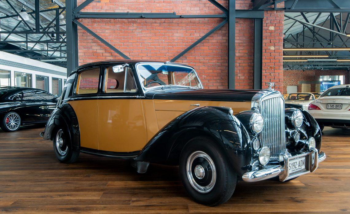 1951 Bentley Markl V1 Standard Saloon