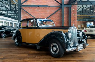 1951 Bentley Markl V1 Standard Saloon