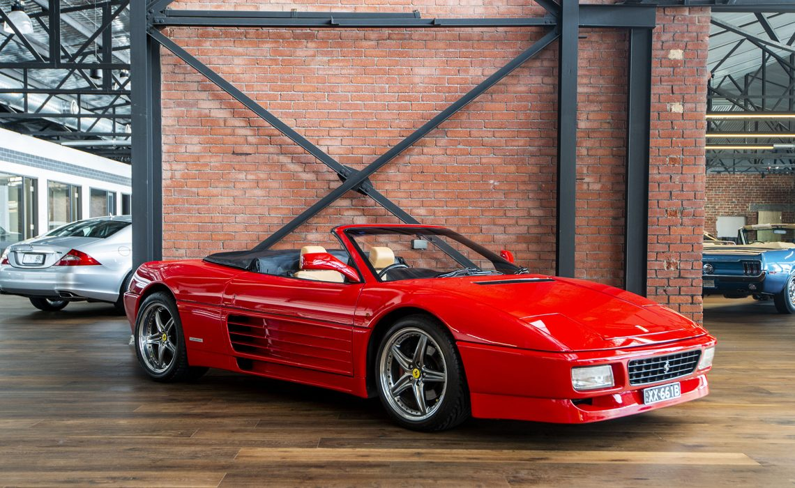 Ferrari 348 SP Spider