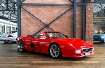 Ferrari 348 SP Spider