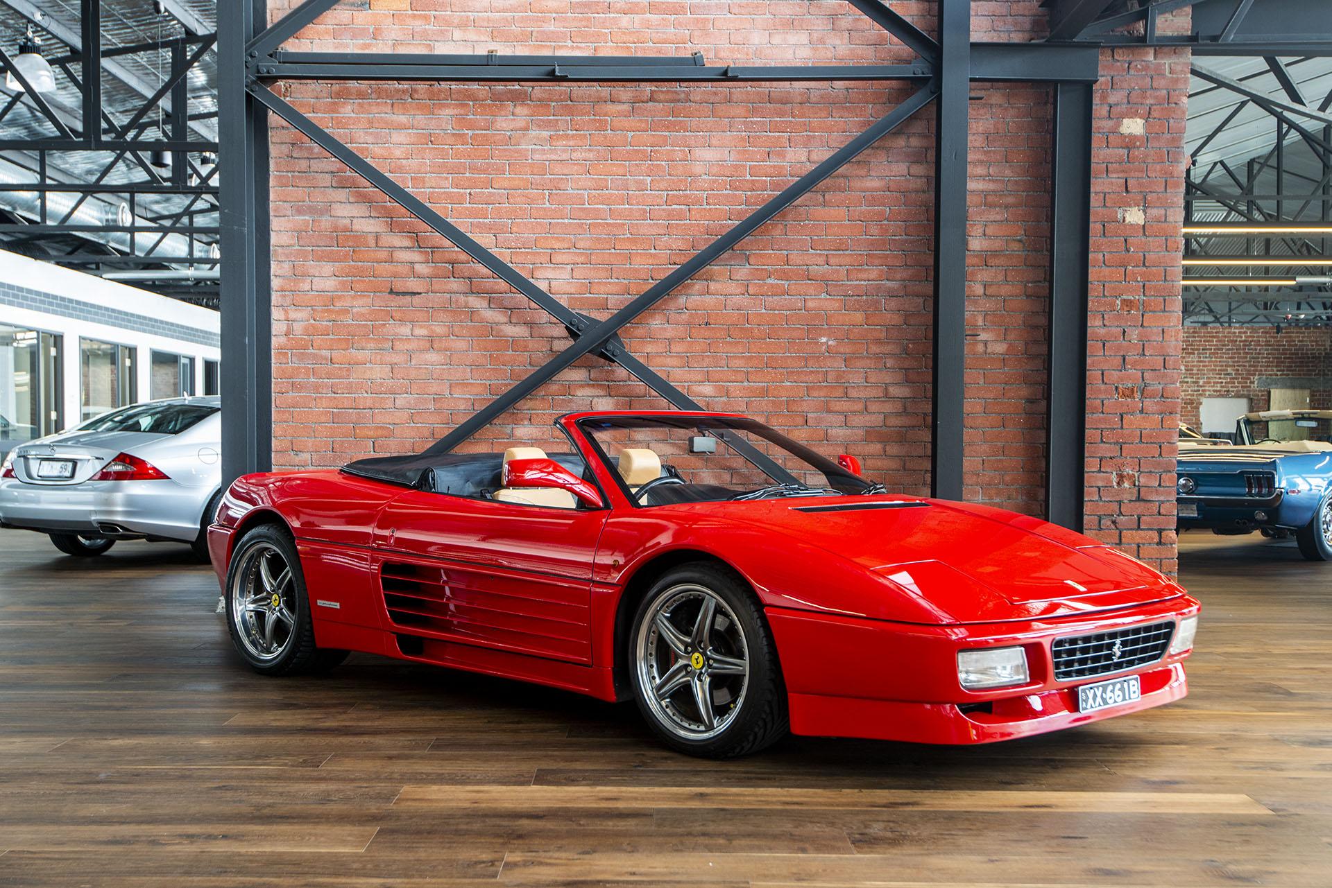 1994 Ferrari 348 Sp Spider - Richmonds