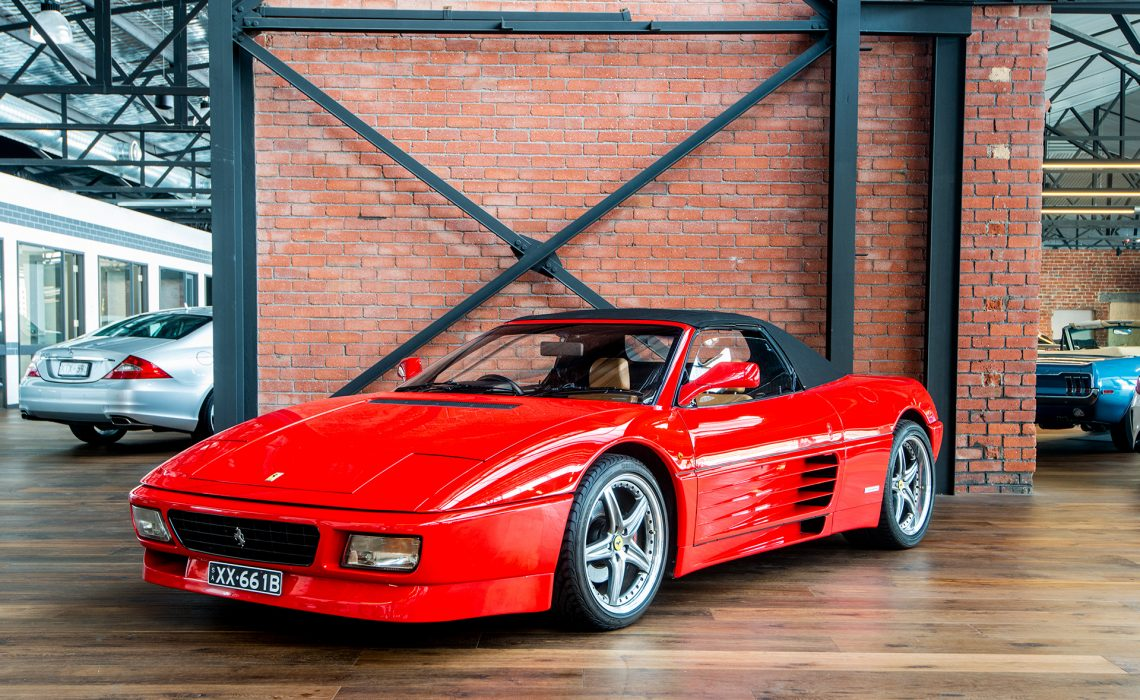 1994 Ferrari 348 SP Spider