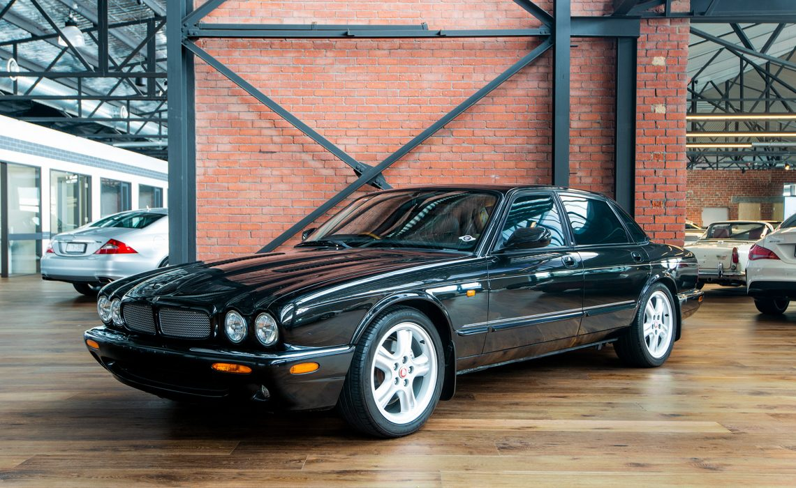 1998 Jaguar XJR - X308