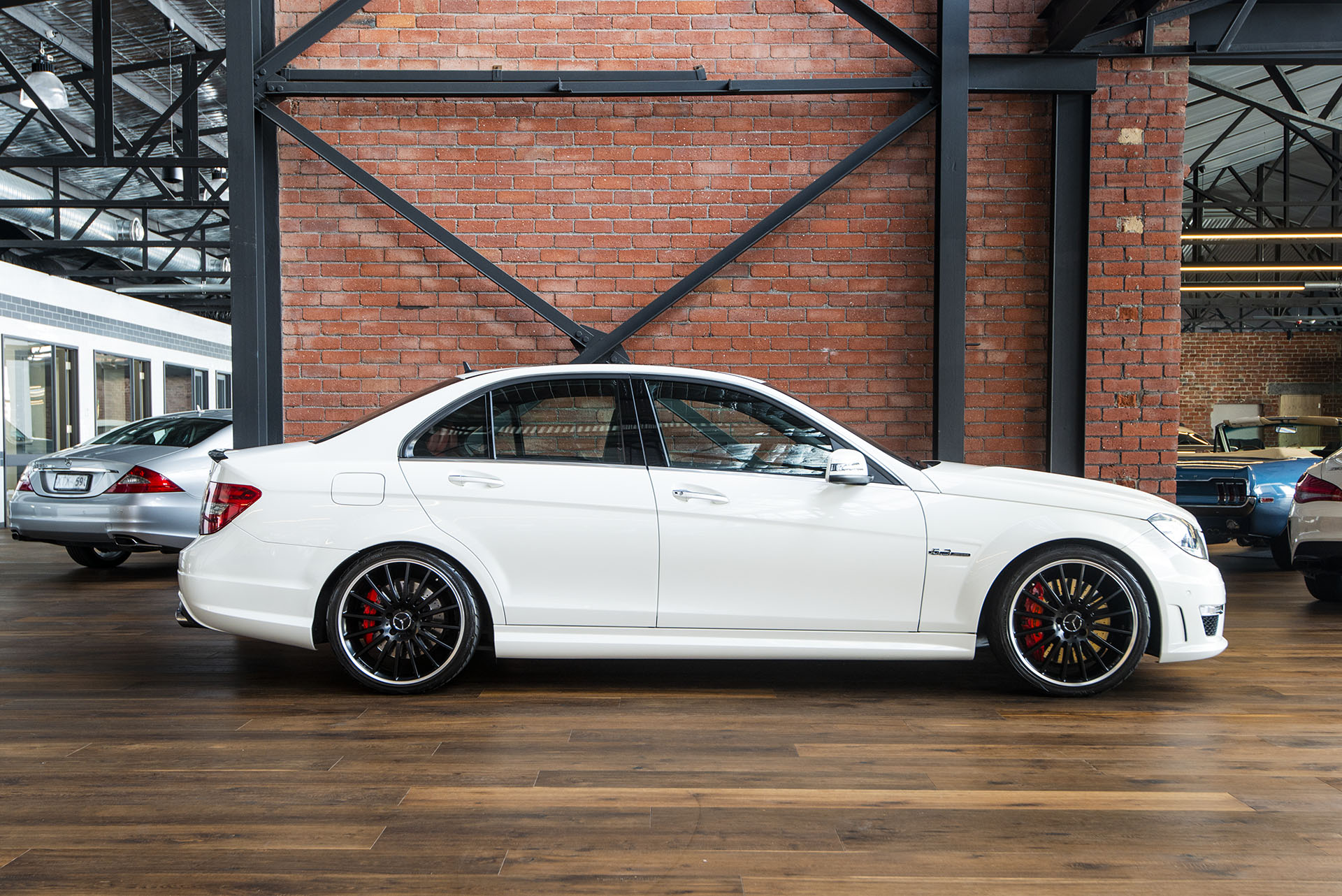 2012 C63 Amg For Sale >> 2012 Mercedes Benz C63 AMG - Richmonds - Classic and Prestige Cars - Storage and Sales ...