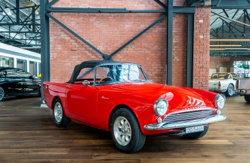 1962 Sunbeam Alpine Roadster