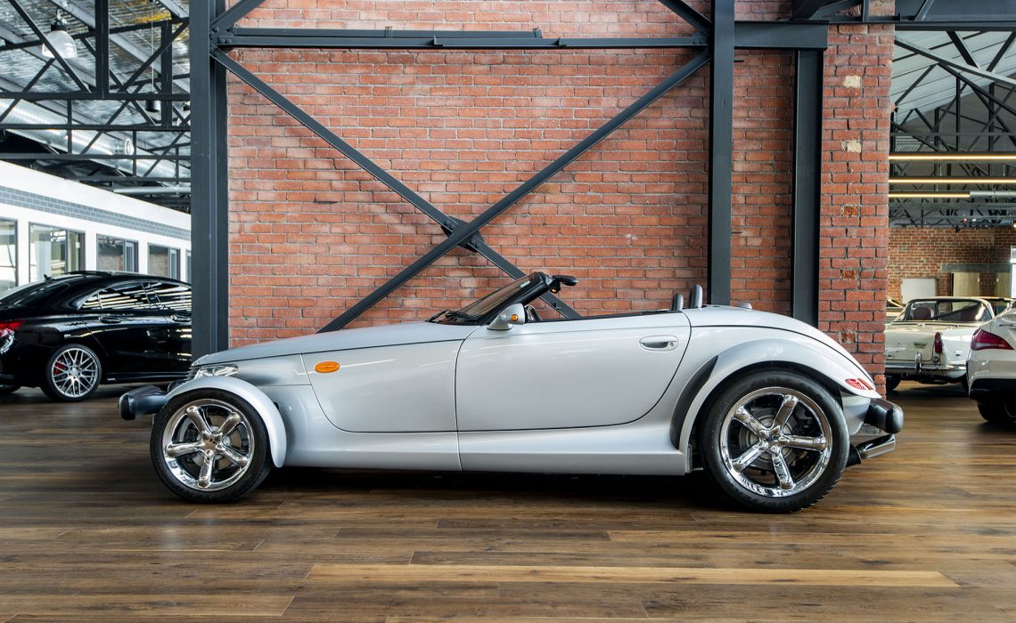 2001 Plymouth Prowler Richmonds Classic And Prestige