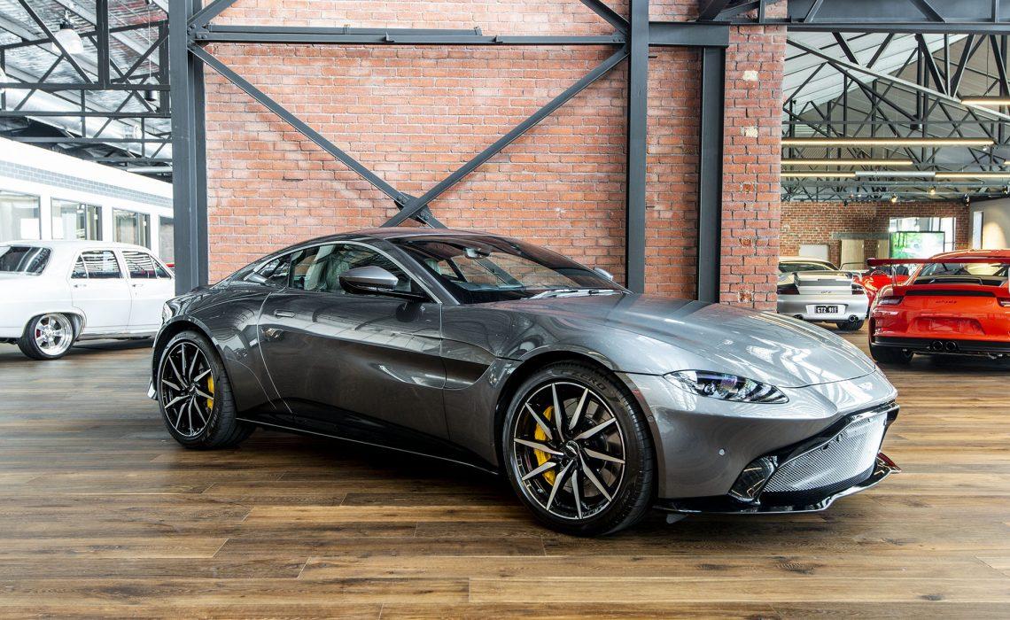 2018 Aston Martin Vantage V8