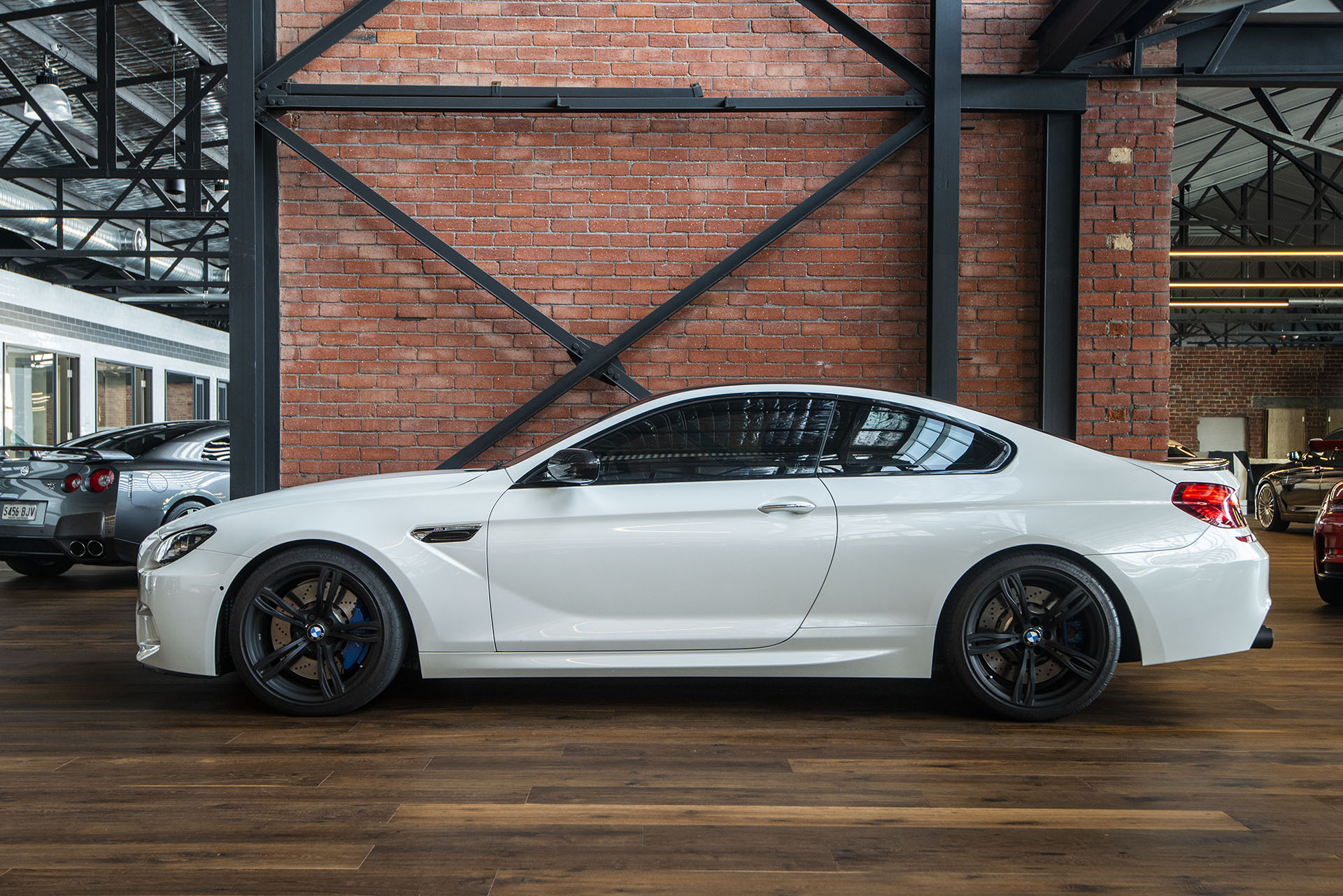 Bmw Extended Warranty >> 2014 BMW M6 Competition Package - Richmonds - Classic and ...