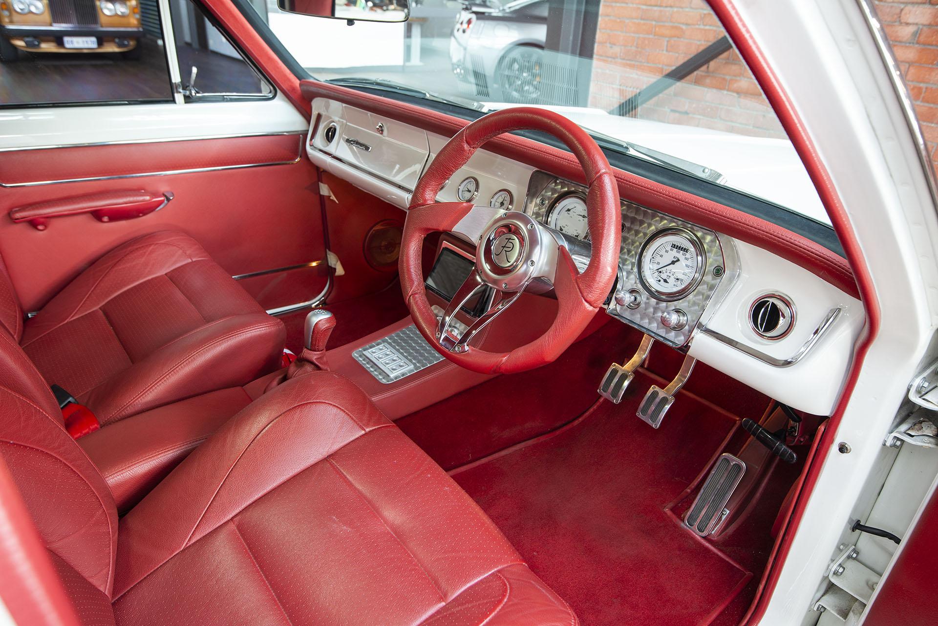 1967 Holden Hr Premier Street Machine - Richmonds - Classic And Prestige Cars