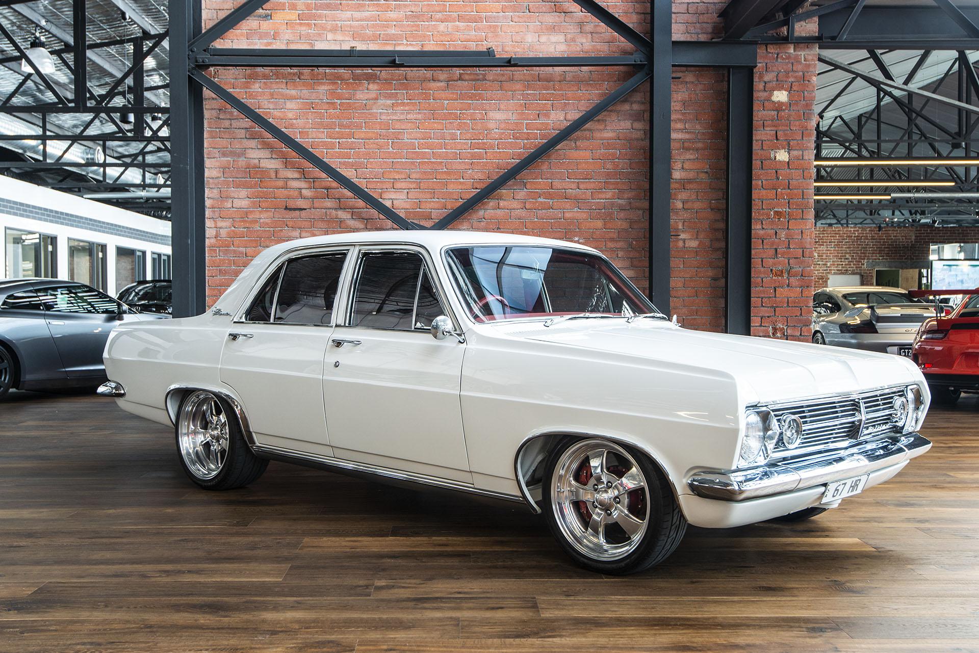 1967 Holden Hr Premier Street Machine Richmonds