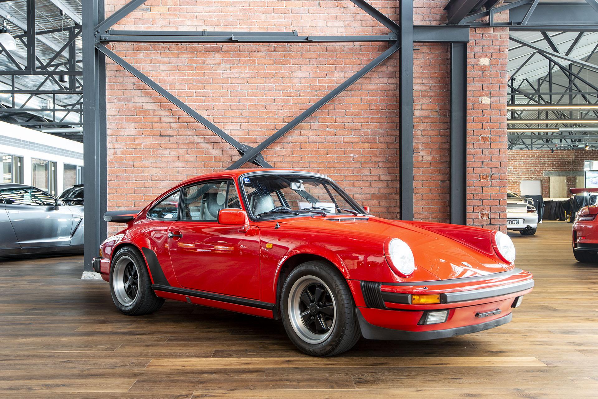 1988 Porsche 911 Carrera Richmonds Classic And