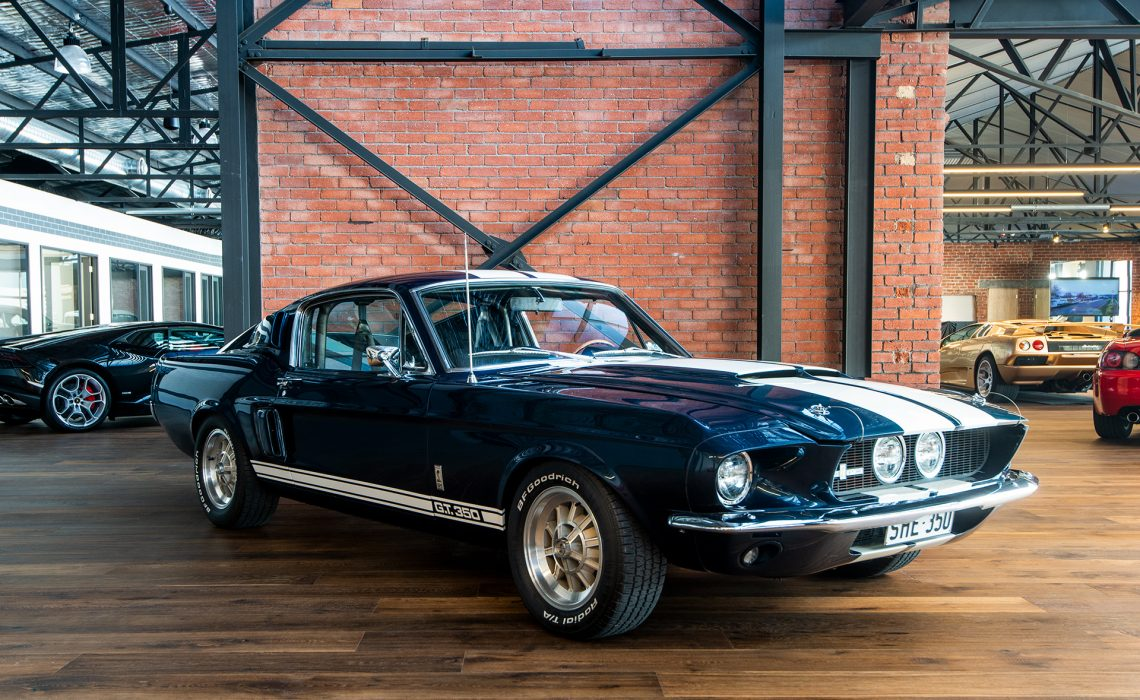 1967 Shelby Cobra GT350