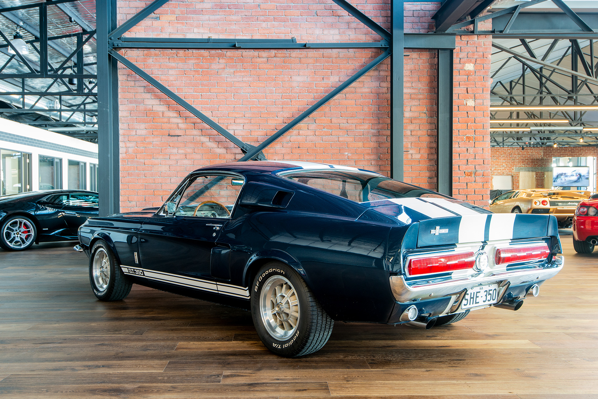 1967 Mustang Fastback >> 1967 Shelby Cobra GT350 Fastback Manual - Richmonds - Classic and Prestige Cars - Storage and ...