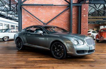 2004 Bentley Continental GT Grey