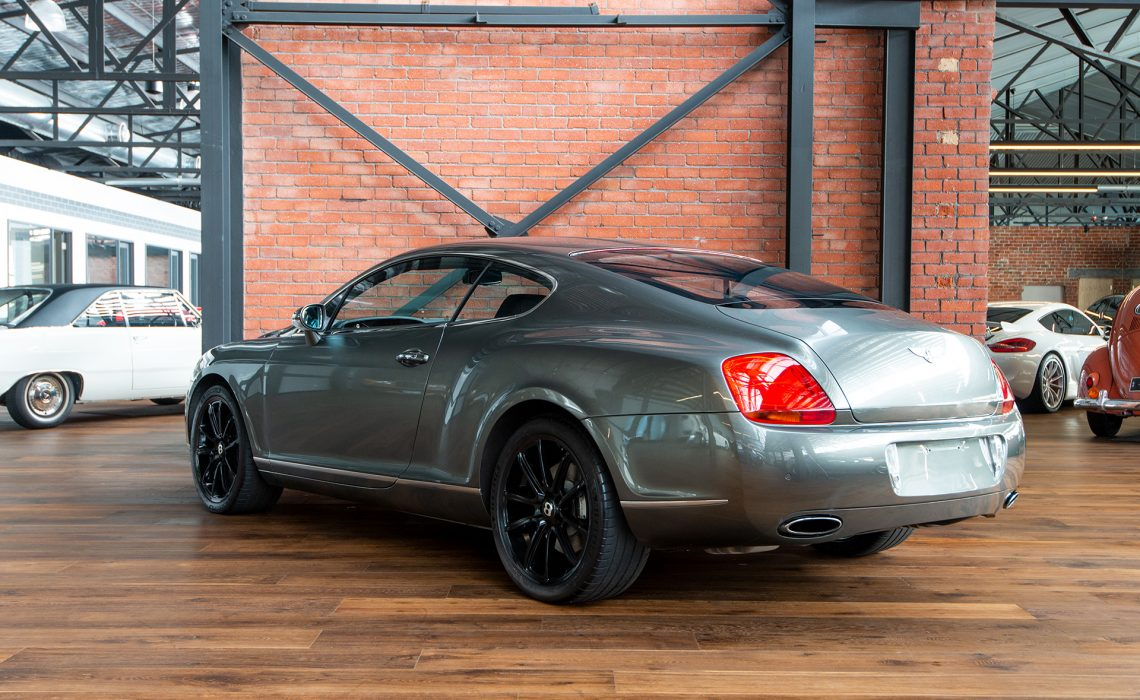2004 Bentley Continental Gt Coupe - Richmonds