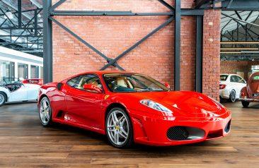 Ferrari F430 F1 Red