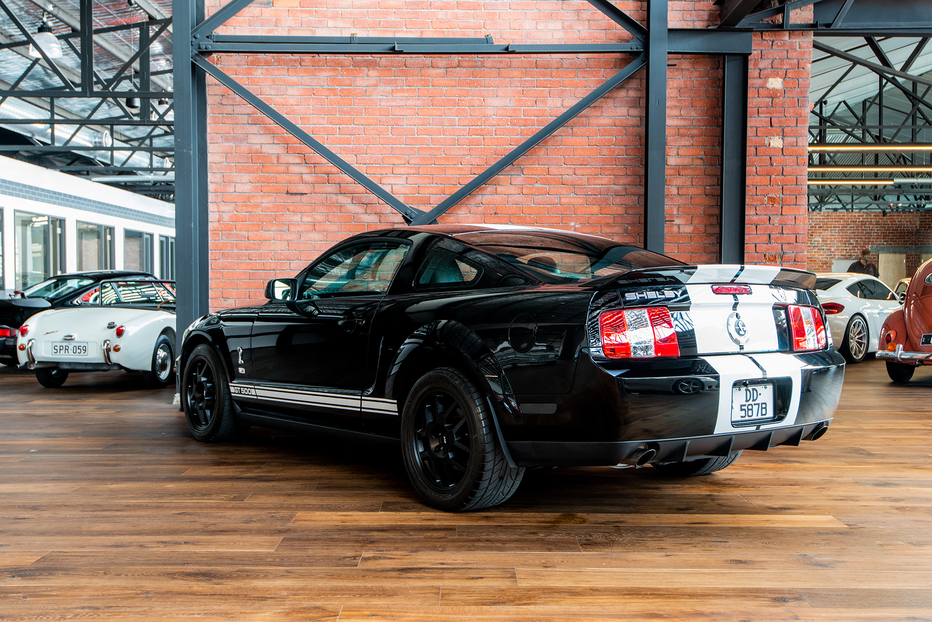 mustang shelby 2007 gt500 richmonds ford cars