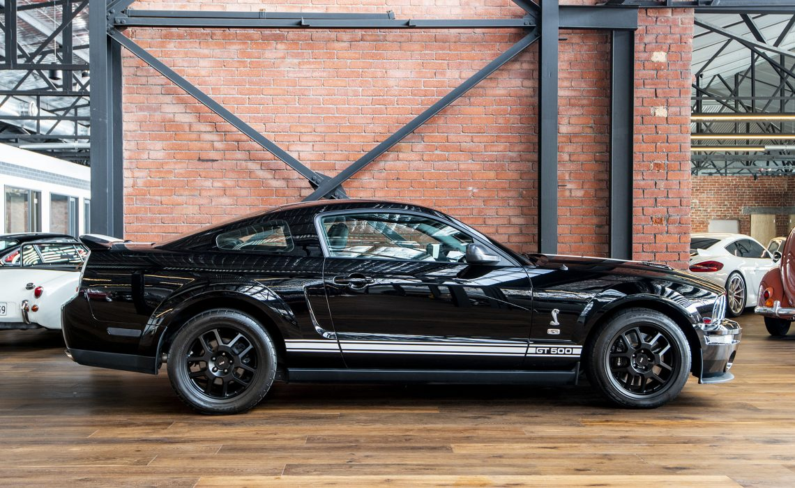 2012 Mustang For Sale >> 2007 Shelby Mustang GT500 - Richmonds - Classic and ...