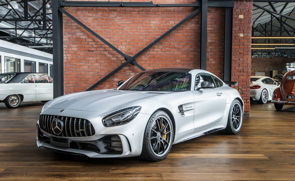 2017 Mercedes Benz Amg Gt R Richmonds Classic And