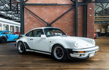 1985 Porsche 930 Turbo White