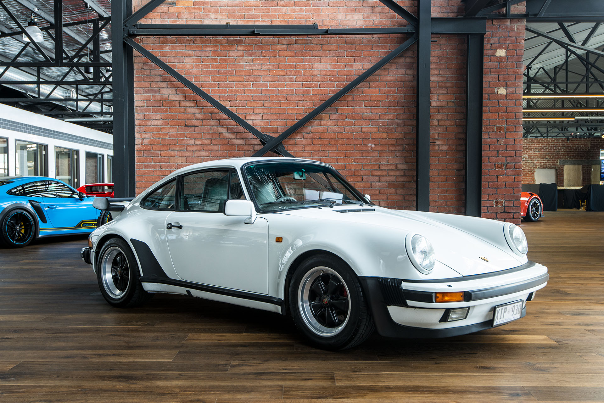 1985 Porsche 930 Turbo Richmonds Classic And Prestige Cars Storage And Sales Adelaide Australia