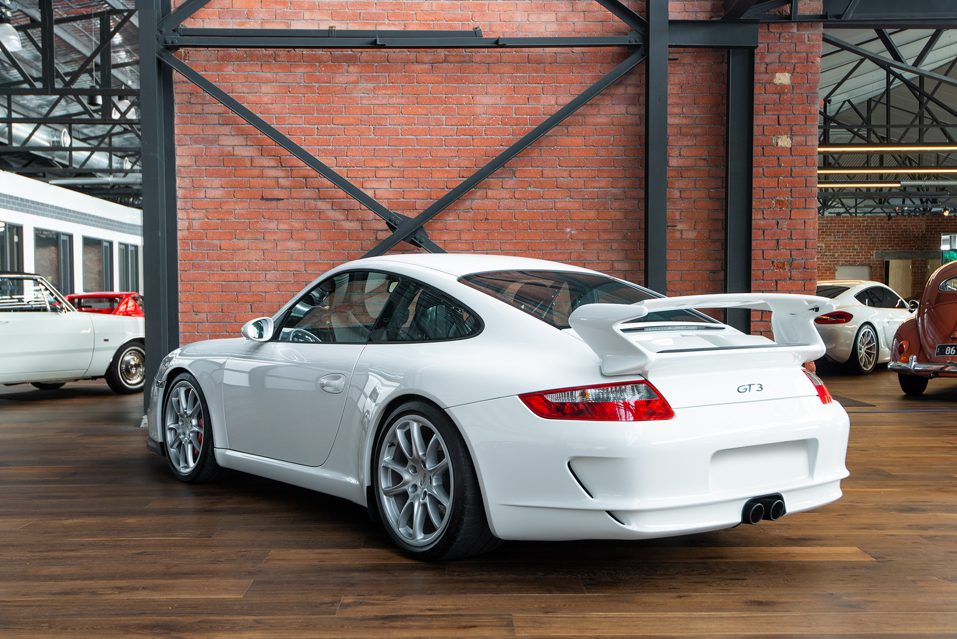 2008 My08 Porsche 911 997 Gt3 Clubsport Richmonds Classic And Prestige Cars Storage And Sales Adelaide Australia