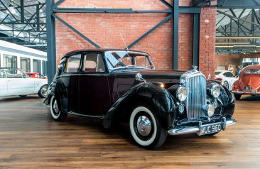1952 Bentley Mk VI Black