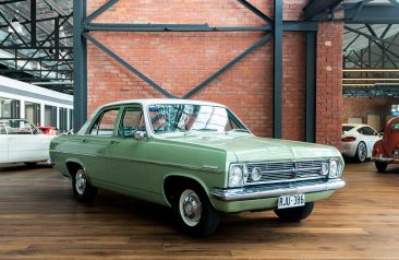 1966 Holden HR Special Green