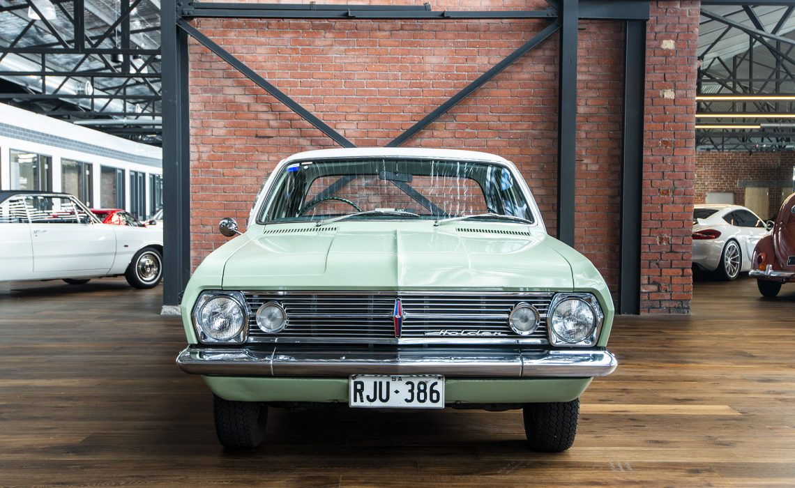 1966 Holden HR Special Green